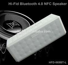 Mini Bluetooth Portable Speaker with Enhanced Bass Resonator