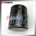 el tipo de cartucho de filtro de aceite para mitsubishi pajero v32 4g54 mz690115 md360935 md135737
