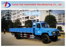 7-9T HQG used man diesel trucks
