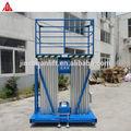 Braço hidráulico elevador de plataforma / trabalho aéreo plataforma / elevada plataforma de trabalho