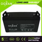 Maintenance free 12v 100ah valve regulated lead acid solar Battery