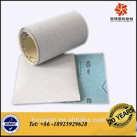 wooden furniture Gypsum wall white latex abrasive paper
