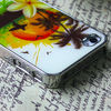 cheap mobile phone cases for iphone4 (Gel Epoxy Type case)