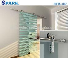 2014 New Products Alibaba China Modern Design Interior Sliding Glass Door