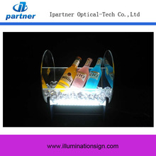 China Wholesale Popular Customed Led Flashing Ice Bucket