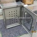 Caja de instrumentos de acero inoxidable