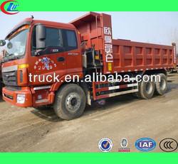 Foton Dump Truck 6x4,Dumper Lorry,6x4 Mack Dump Truck