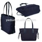 stylish waterproof lady handbag tote bag shopping bag
