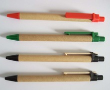 promotional ecological pen