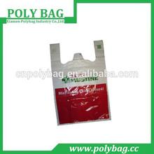 2014 selling best Cheap Gift Vest Bag for Shopping