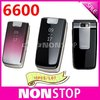 10PCS/LOT 6600 Fold Unlocked Nokia 6600f Original Mobile Phone Nokia 6600 EMS free shipping