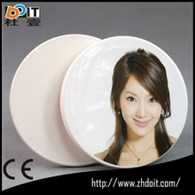 CE approved absorbent cup coaster