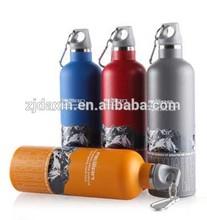 A medida de aluminio botellas de agua, venta al por mayor de aluminio de la botella de agua, de aluminio de red bull botella de agua