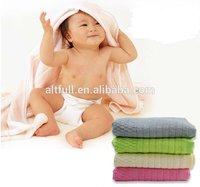 100% Organic Cotton plain Towel