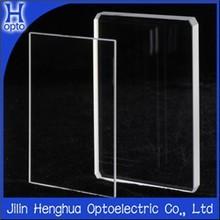Square glass window bk7/k9/quartz/sapphire/crystal