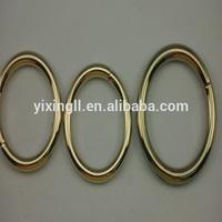 open metal rings for bags metal o ring metal bag hardware square ring