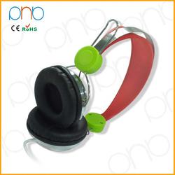 2014 Vatop New Product Heavy Bass Stereo Funny Micro Headphones