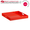 High-end decorative woode lacquer tray/serving trays/lacquer tray