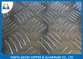 3*** antiderrapante 5 barra de alumínio da placa do verificador