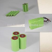 AGA manufacturer ni-mh 2.4v cordless phone battery