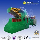 Aupu Q43-130 quality high waste metal shearing machine for sale CE certifcation