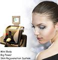 2014 caliente! Ipl depilación láser, cuidado de la piel portátil iplrf elight máquina de la belleza, uso en el hogar