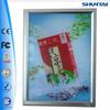 slim aluminum snap frame led light box/advertising light box/led light box