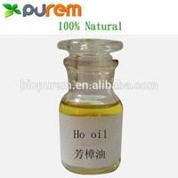 100% Natural Ho oil