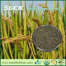 Bamboo Powder Organic fertilizer (SEEK BBP NO.3) the best for Organic Farming