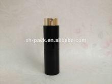 10ml Black Twist Up Aluminum Round Perfume Bottle