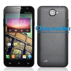 5.3 Inch MTK6589 Quad core Android 4.2 Smartphone