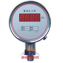 New digital pressure gauge overload pressure