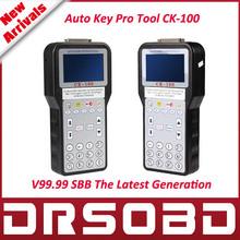 2015 Auto Keys Pro Tool CK100 Auto Key Programmer CK-100 V99.99 Silca SBB
