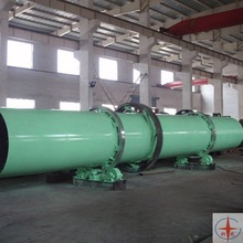 Used rotary dryer for sludge drying machine