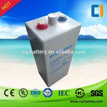Max Life Lead Acid Battery Solar Power Storage Battery OPzV Battery 2V 500AH