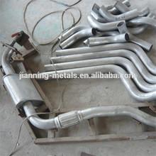 OEM/aluminized exhaust truck muffler