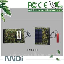 2000mah Solar Power Bank,Power Bank Charger Portable Solar Mobile Charger