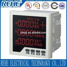 multimeter power energy harmonic cos multiple electriclty multimeter digital RH-3FHD2Y