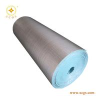 xpe foam insulation/aluminum foil insulation sheet/polyolefin foam insulation