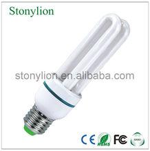 3W 5W 2U Energy Saving Bulb Factory