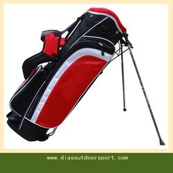 cheap nylon golf stand bag