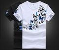 Imágenes personalizadas para la impresión de t- shirt con collares al por mayor de china