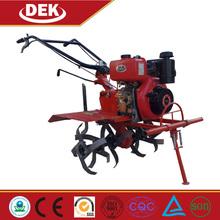 Rotary tiller électrique alimenté par 178fa moteur diesel cultivateur f186 f420 nouvelle conception pour l'agriculture et le jardinage