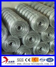 Welded Wire Mesh with 3/4, 1/2, 1, 1/4 and 3/8 Inches Standard Size, Made of Stainless Steel