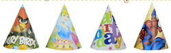 paper hat decoration ideas for party decorations /populart party paper hat,happy birthday hat