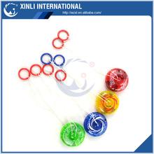 2015 New novely plastic high quality diameter 5.5cm mini yo-yo/yoyo.dj