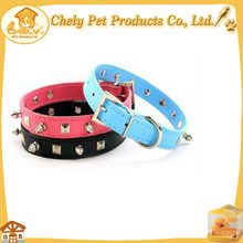 High quality custom collar for dogs with series color