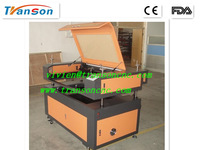 Transon high precision laser stone engraving machine with 60W TSD1060