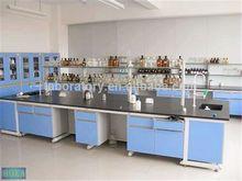 laboratory epoxy resin top metal lab work bench