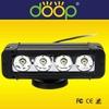 40W LED truck light with12V/24V, Truck light driving led work light 4pcs leds